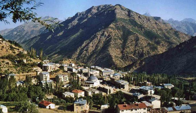 Hakkari'de çok sayıda bölgeye giriş yasağı