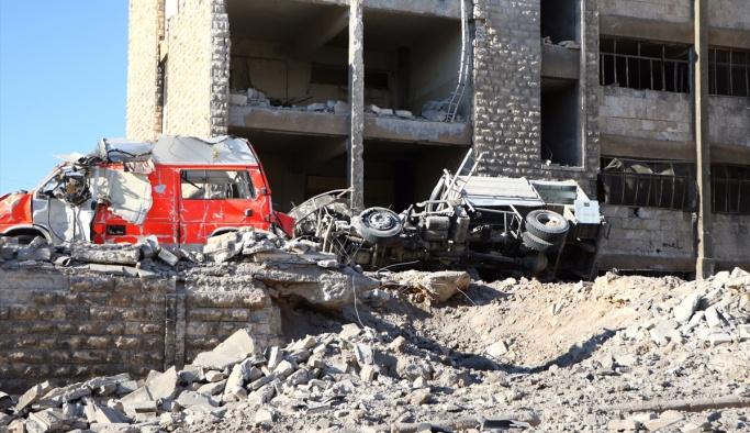 Halep'te sivillere saldırı: 17 ölü, 30 yaralı
