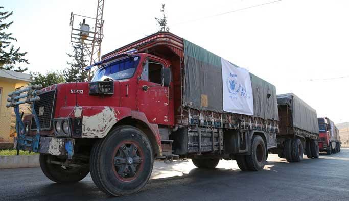 BM, Suriye'de yardımları askıya aldı