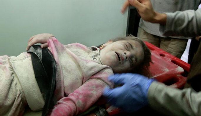 Halep'te ölü sayısı 42'ye yükseldi