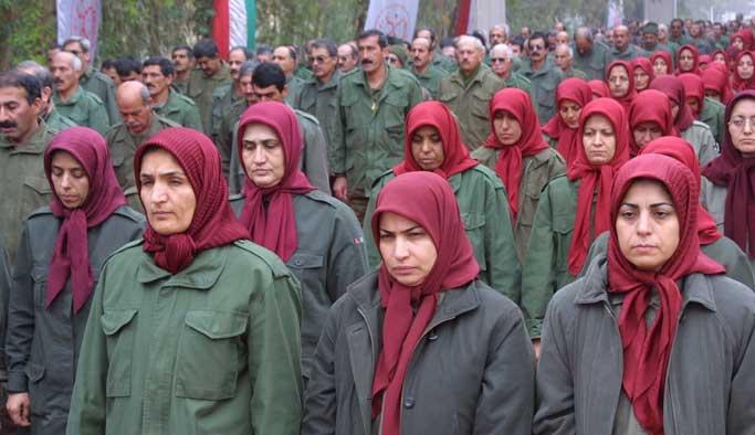 'Halkın Mücahitleri' Irak'tan tamamen çıkarıldı