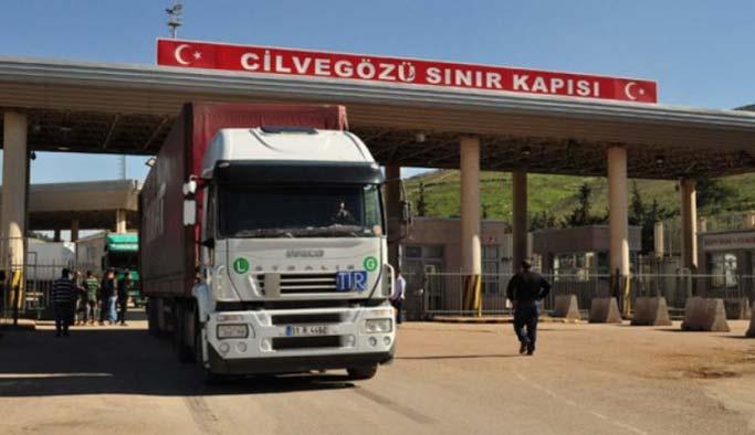 Hatay'daki yardım TIR'ları İdlib'e hareket etti