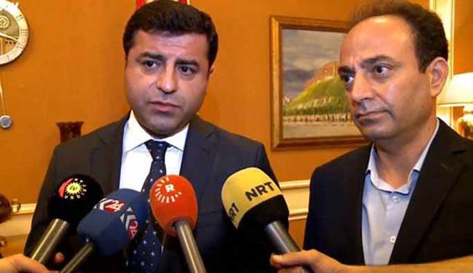 HDP heyeti Kuzey Irak'ta