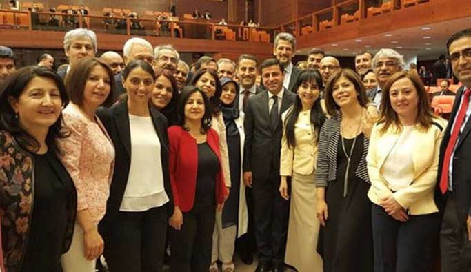 HDP'liler için karar verildi: Zorla getirilecekler