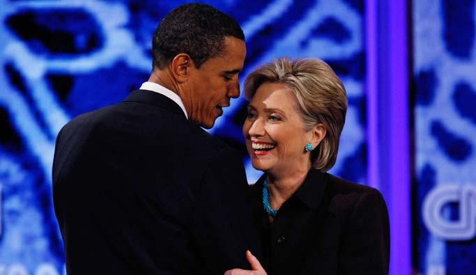 Hillary Clinton için Musul ve Rakka'ya saldırılacak