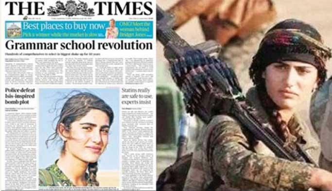 İngiliz basınında terör propagandası