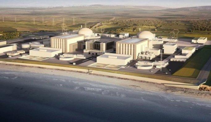 İngiliz hükumetinden nükleer santrale yeşil ışık