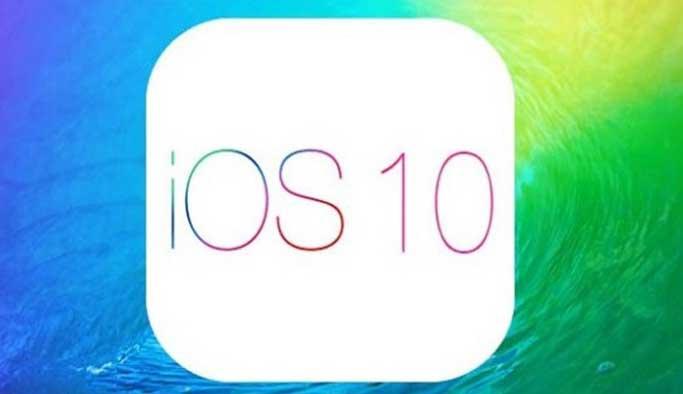 'iOS 10' güncellemesi cihazları kilitledi