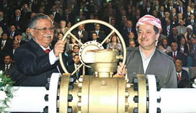 Irak'lı Kürtler arasında petrol kavgası