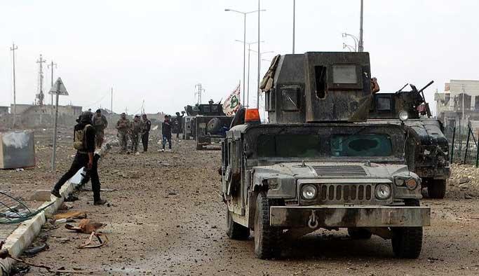 Irak'taki çatışmalarda 12 DAEŞ militanı öldürüldü