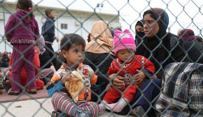 Irak'taki iç göçmenler