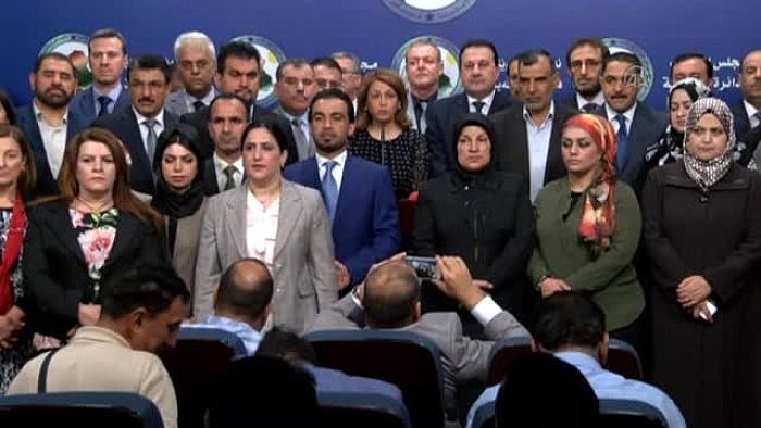 Irak eski Başbakanı Allavi parti kurdu