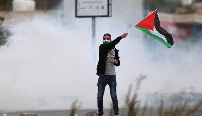 İsrail bugün de bir Filistnli'yi öldürdü