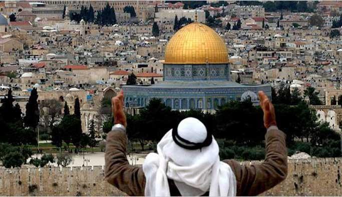 Mescid-i Aksa bayramda Filistinlilere yasak