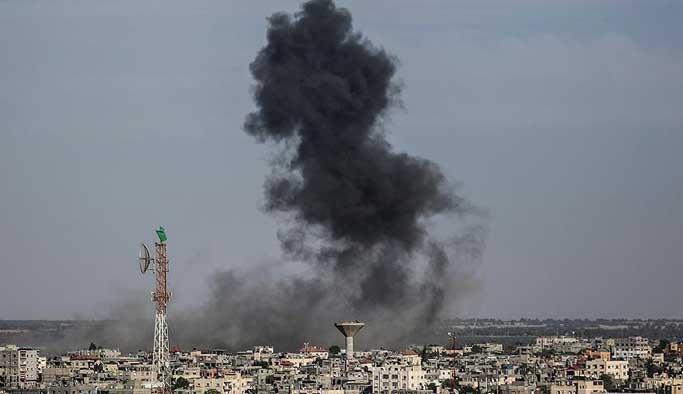 İsrail'den Gazze'ye top atışı