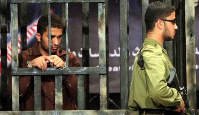 İsrail hapishanesinde bir Filistinli öldü