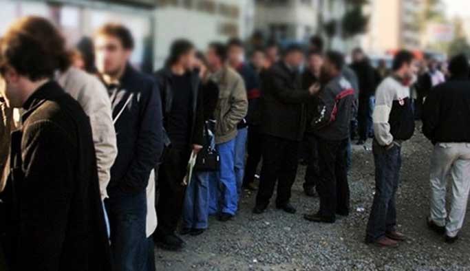 İşsizlik oranları haziran ayında arttı