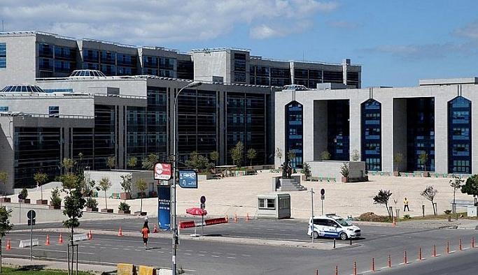 İstanbul Anadolu Adliyesi'ne operasyon