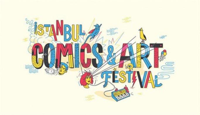 İstanbul Comics and Art Festival'i 23 Eylül'de başlayacak