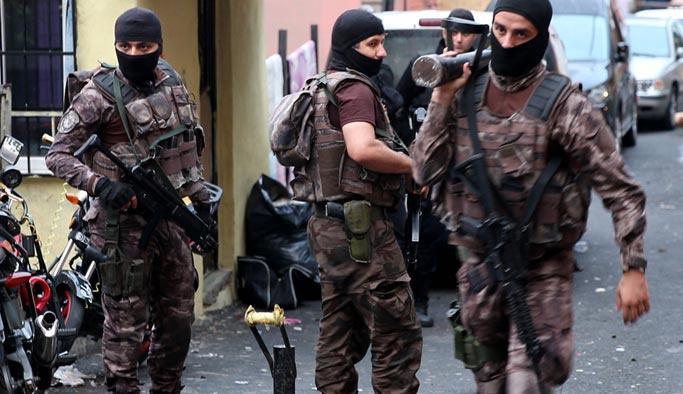 İstanbul'da DAEŞ operasyonu: 16 gözaltı