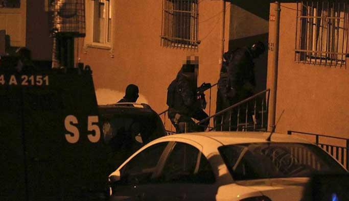 İstanbul'da DAEŞ operasyonu: 40 gözaltı