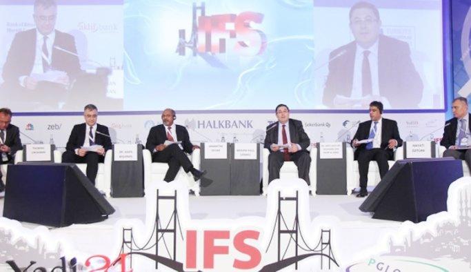 İstanbul Finans Zirvesi yarın başlıyor