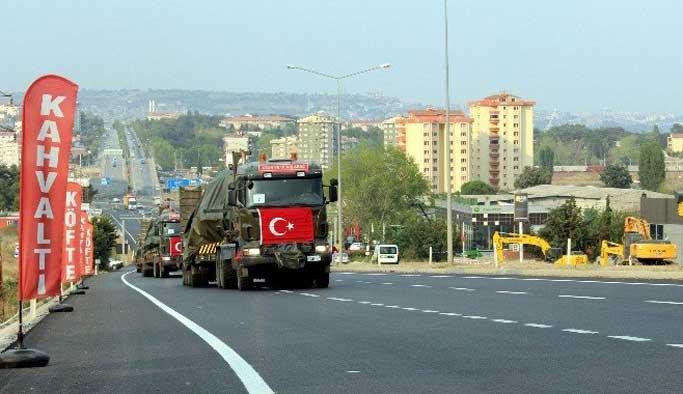 İstanbul Maltepe'de bulunan kışla Gaziantep'e taşındı