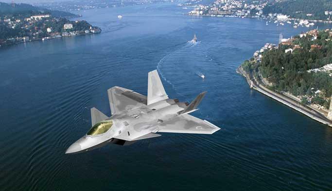 İstanbul semalarında 'izinsiz uçan jetler' paniği