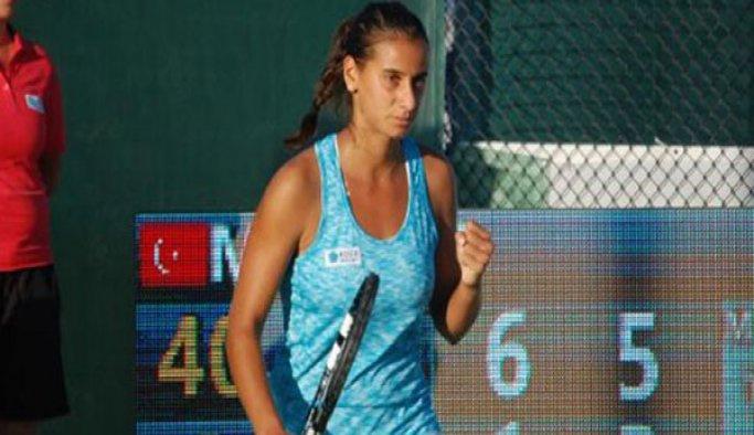 ITF turnuvasında şampiyon Sezer