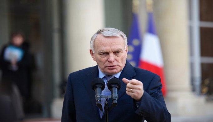 Jean-Marc Ayrault, Halep'teki saldırıların sona ermesini istedi