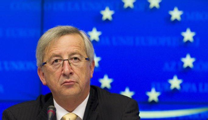 Juncker'in yıllık 'AB'nin durumu' konuşması