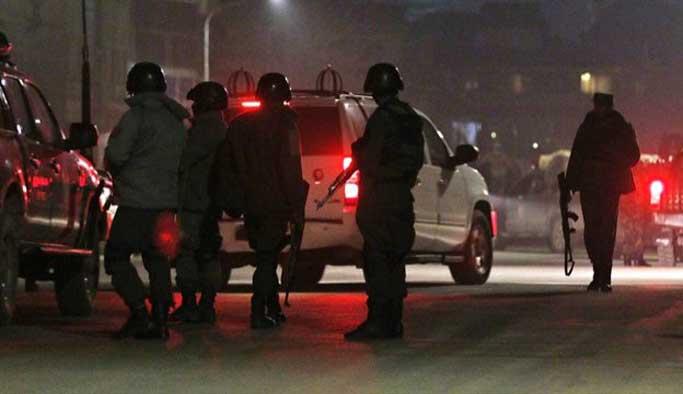 Kabil'de misafirhaneye saldırı, ölü ve yaralılar var