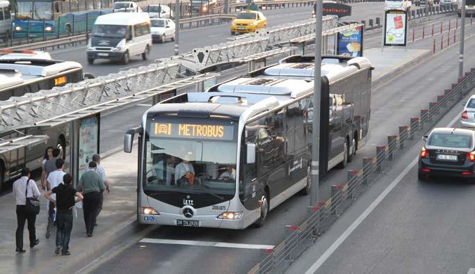 Kadir Topbaş açıkladı: Metrobüs yerine metro geliyor