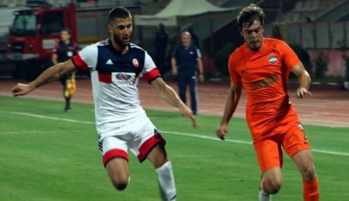 Kahramanmaraşspor: 3 - Büyükçekmece Tepecikspor: 2