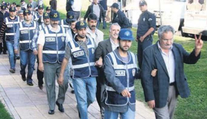 Kamuda 40 bin PKK şüphelisi