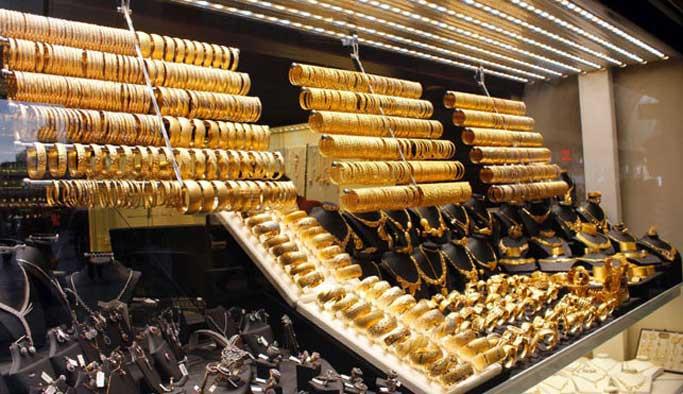 Kapalı Çarşı'da altın fiyatlarında son durum