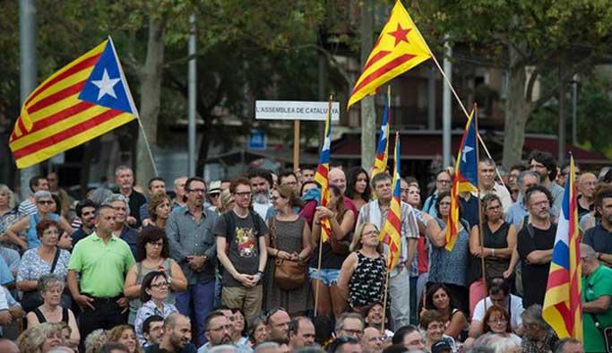 Katalanlar'dan kültürel tarih protestoları