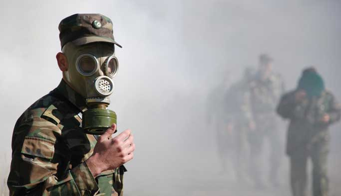 Katar Suriye'de kimyasal silah kullanılmasını kınadı