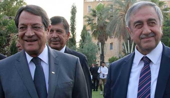Kıbrıs müzakerelerinde 'yıl bitmeden' uzlaşısı