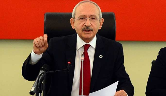 Kılıçdaroğlu hükümeti batılılara şikayet ediyormuş