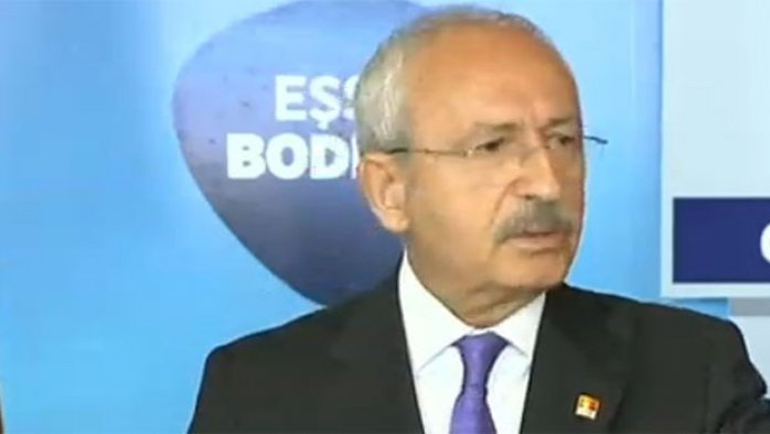 Kılıçdaroğlu, katılmadığı Adli Yıl Açılış törenini eleştirdi