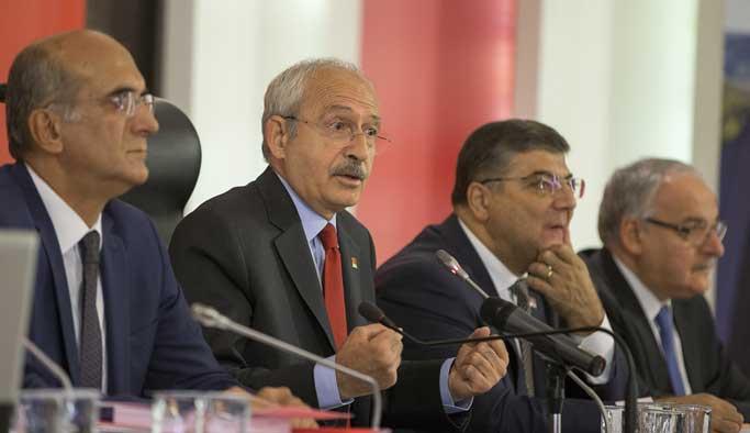 Kılıçdaroğlu, PKK şüphelisi öğretmenlere sahip çıktı