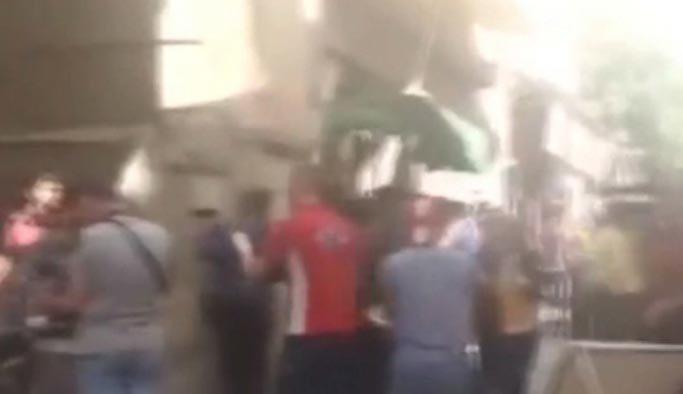 Kilis kent merkezine roket düştü, yaralılar var