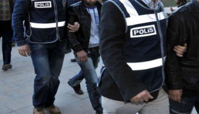 Kocaeli'de 8 kişi tutuklandı