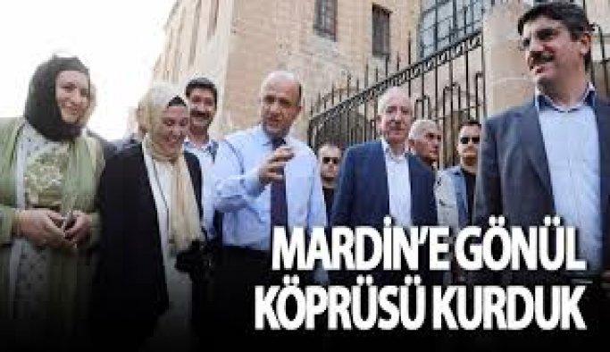 Kocaeli'den Mardin'e 'Gönül Köprüsü'