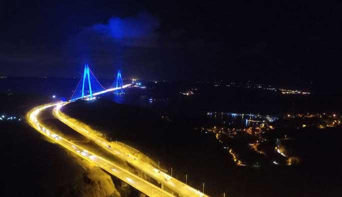 Köprüdeki arızanın cezası vatandaşa kesildi