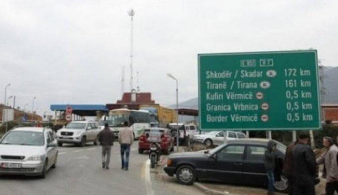 Kosova'da yasa dışı göçmenler yakalandı