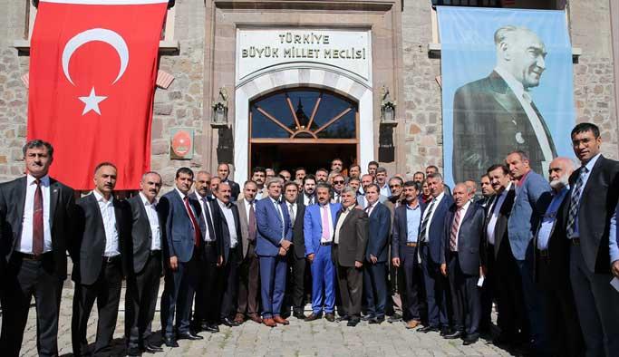 Kürt aşiretlerden Ankara'da sert açıklama