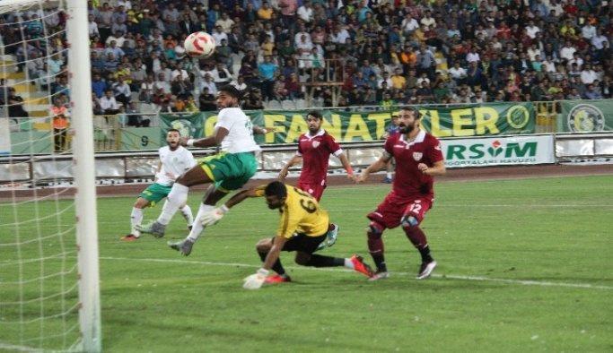 Maçın ardından Şanlıurfa taknik direktörü