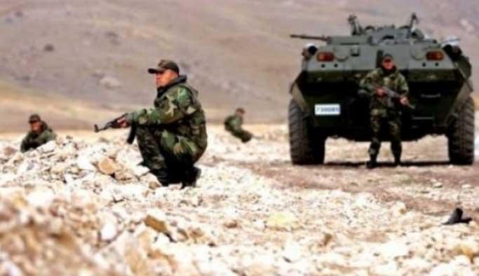 Mardin Savur'da 5 terörist öldürüldü